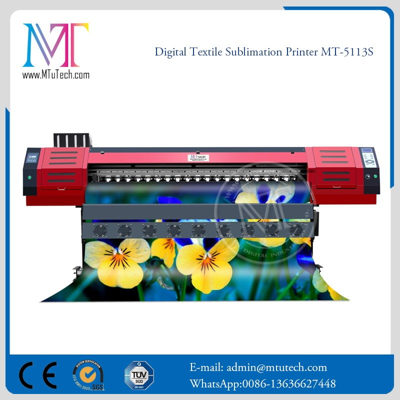Cheap price custom hot selling textile printing machine for flags/curtains/fabric