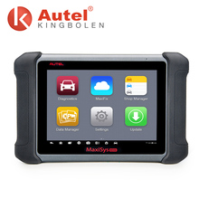 Autel MaxiSys MS906 Displays live data in text, graph and analog car universal diagnostic machine
