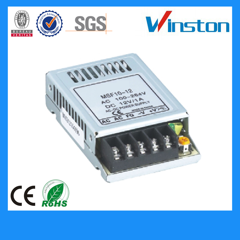 Cheapest Shenzheng MSF-10-5 10W 5V 2A Linear Inverter Power Supply
