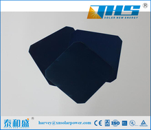 2017 hot sale Mono Crystalline Solar Cell 125*125mm SUNPOWER Dark blue