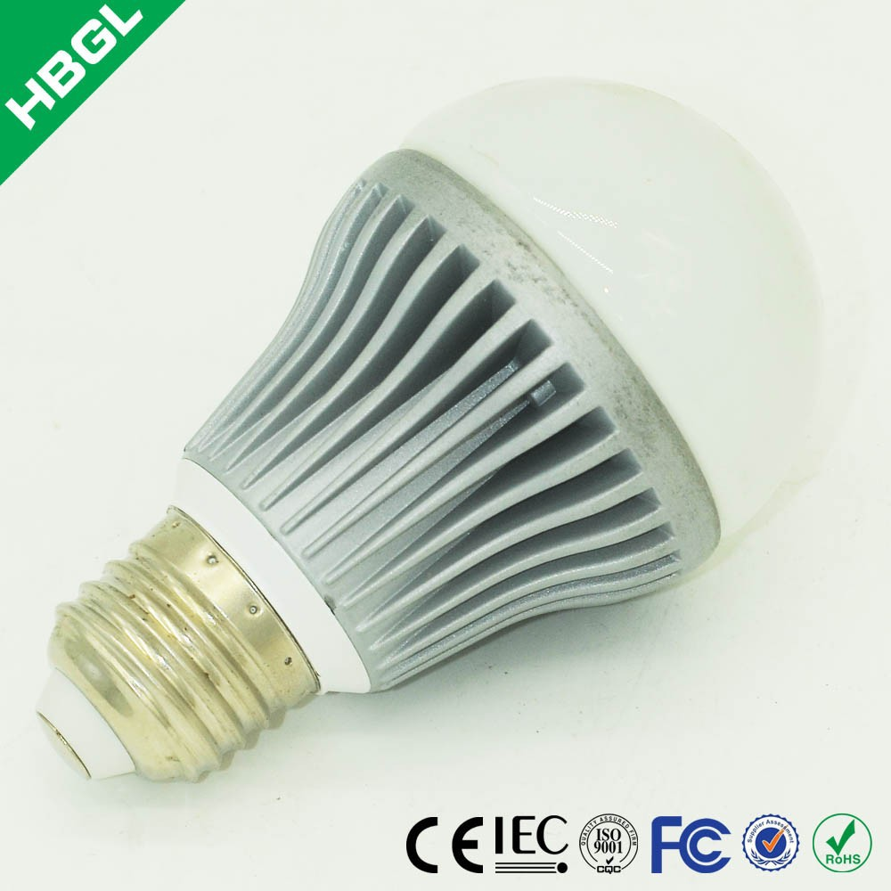 high CRI high lumen residential lamps led lamp bulb E27 E26 B22 3W-18W 5000 lumen led bulb light