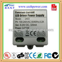 dimmable led driver 350ma with ce Approved