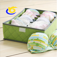 7 LETTER BAMBOO FILER BRA STORAGE BOX FOR LADIES