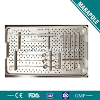 orthopedic Spinal fixation System Instruments Set