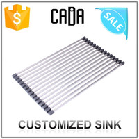 cadia kitchen sink accessories stainless steel utensil strainer CA-J01