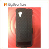 Belt clip hybrid mobile phone case for nexus 5