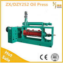 ZX252 Taixin Brand and Assured Quality Groundnut Oil Press Machine