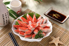 Frozen Kosher Surimi Imitation Crab Claw