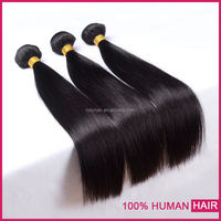 Ebay china website 7A grade brazilian natural unprocessed full fix hair