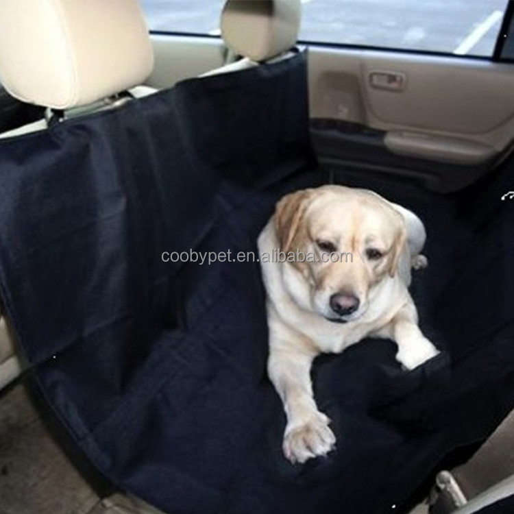 Portable Comfortable Travel car pet seat cover With Private Label