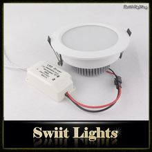 The Most Competitive DD8407 radio fm 5w led downlights with driver