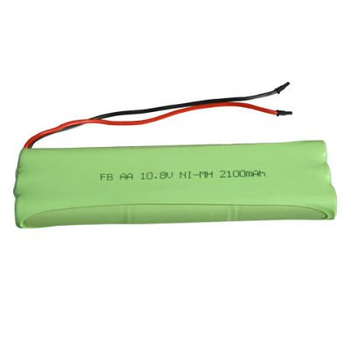 Ni-MH AA 2100mAh 10.8V battery pack rechargeable battery pack Industrial battery