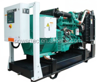Low fuel consumption Weichai engine generator