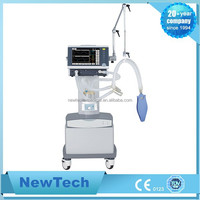 CE &ISO proved hospital medical equipment icu ventilator