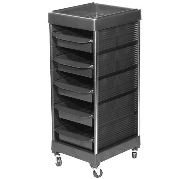 5 layers cheap hair salon trolley RC10022