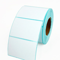 "zebra label compatible roll 2.25"" x 1.25"" (1125 labels) supermarket weighing scale printing label"