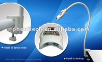 Blue LED light teeth whitening machine(Desktop and dental chair style)