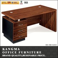 new year promotion melamine low price computer desk