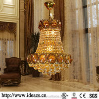 C99024 hang christmas lights ceiling ,decorative fabric shade chandelier ,paper chandeliers