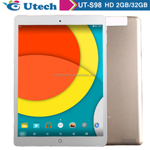 9.7 Inch Android 5.0 Rk 3288 quad core Tablet 2G/16G 2 Cameras retina Tablet PC IPS 2048*1536