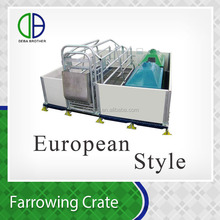 farrowing crate for pigs