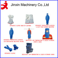 Safety Boots In Ultra Low Temperature