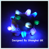 Safety and High Quality Hedgehog LED Light Toys