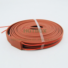 Silicone heating belt for compressor 15mm*1000mm