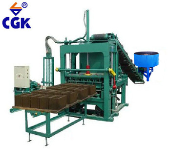 5-20 block making machine concrete