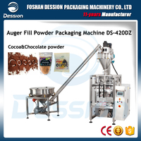 1kg - 3kg Stand Up Auger filler Cocoa & chocolate powder Packing Machine Price