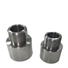 Precision cnc machining customized metal turning milling parts service aluminum 5 axis cnc machining