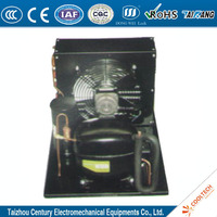 R22 50HZ Displacement 17.69 HGZ058/SC18G Dongwei Open Type condensing units