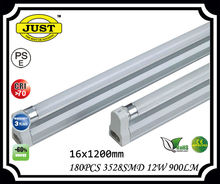 180pcs 3528smd 12w t5 led tube ztl