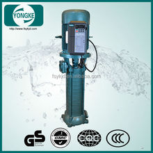 Contemporary vertical centrifugal submersible pump
