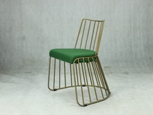 Classic Solid Steel Wire Chair M1365