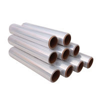 Industrial adhesive protection transparent plastic stretch film