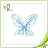Hot Selling Cheap Custom Carnival Costume Mini Butterfly Wing For Dolls