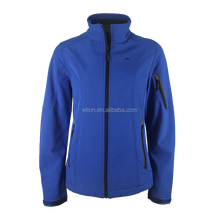 High Quality <strong>Sportswear</strong> Cheap Fleece Lined Softshell Jacket Mens