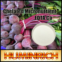 Huminrich Micronutrients Calcium 10% Pure White Crystalline Powder EDTA Ca