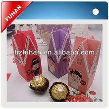 supply delicate lined paper with picture box with cheap price