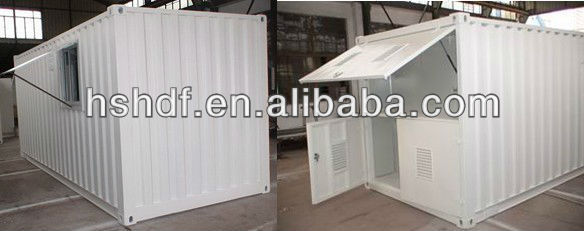 High quality prefab container luxury