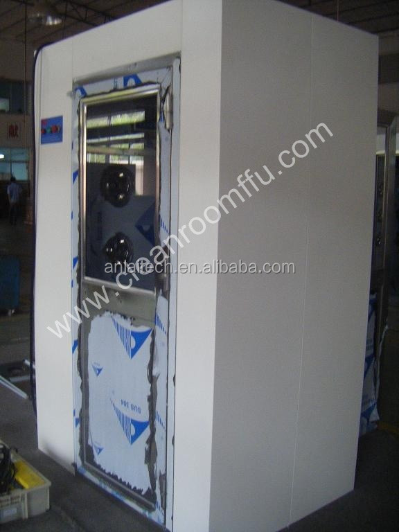 Pharmaceutical clean room Air shower Channel Modular Emergency Control System