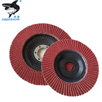 "180mm 100P 9"" Aluminum oxide Flap Disc Sanding Grinding Wheel for Angle Grinder"