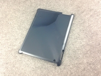 Top grade new products frosted back case for ipad 2