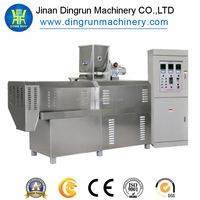 Various shapes puff corn snack making machine