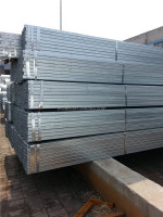 best selling 40x40 steel square pipe structure building tube Asia Mill