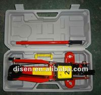2 Ton Black Jack Floor Jack(Plastic Box Packing )