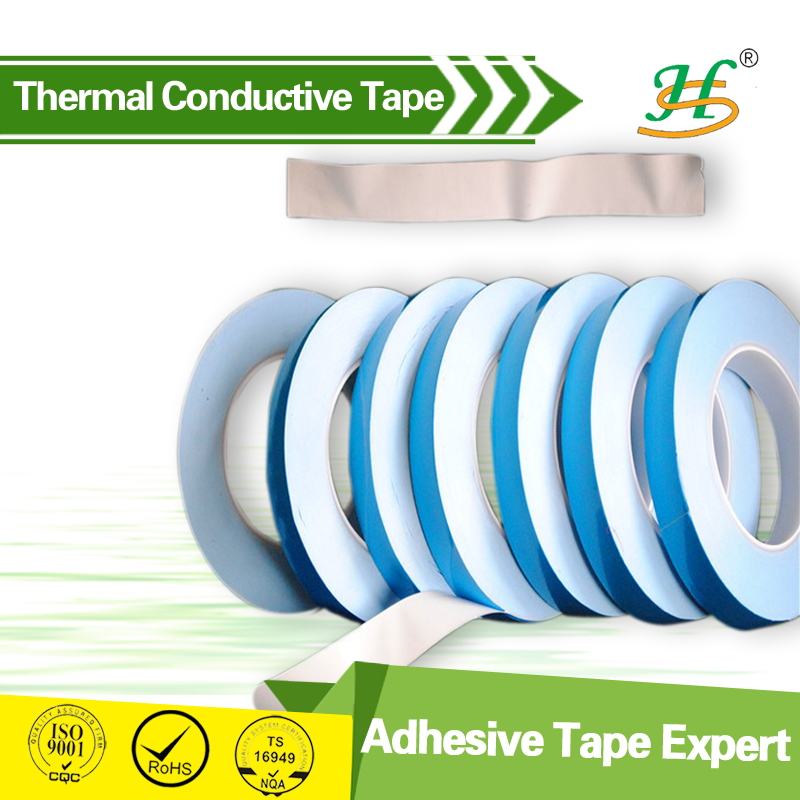 Acrylic adhesive blue film thermally conductive tape