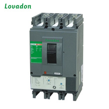 Three Phase 400A 500A 630A Etn Electrical Intelligent Motorized MCCB Moulded Case Circuit Breaker
