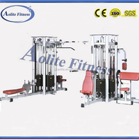 2014 new products home ues 8 multifunctional gym China Fitness Equipment